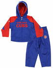 Majestic MLB Toddlers Chicago Cubs 2 Piece Windsuit Jacket and Pant Set, Blue