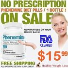 1CT Phenemine Like Adipex P 37.5 Rapid Fast Strong Best Weight Loss Diet Pills