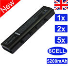 5200mAh Battery For Dell Inspiron 1525 1526 1545 1546 1440 1750 GW240 RU586 UK