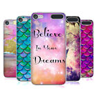 OFFICIAL HAROULITA GLITTER SPARKLE HARD BACK CASE FOR APPLE iPOD TOUCH MP3