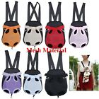 Dog Carrier Front Chest Backpack Pet Cat Puppy Tote Holder Bag Sling Outdoor JGG