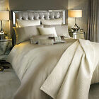 Celebrity Designer Kylie Minogue Home Alba Praline Cream Bed Bedding Duvet Cover