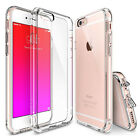 For Iphone 7/7 Plus Case Ultra Slim Thin Clear Tpu Silicon Soft Back Cover