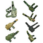 Tactical Right Handed Drop Leg Thigh Army Adjustable Pistol Holster Pouch Holder