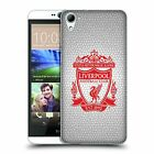 OFFICIAL LIVERPOOL FC LFC CREST 2 HARD BACK CASE FOR HTC PHONES 2
