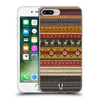 HEAD CASE DESIGNS KNITTED CHRISTMAS SOFT GEL CASE FOR APPLE iPHONE 7 PLUS