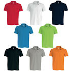 New Mens Kariban Proact Short Sleeve Collared Performance Polo Shirt Size S-XXL