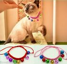 Fashion New Pet Dog Collar In Pure Manual Weaving The Bell Pet Dog Collars
