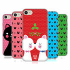 HEAD CASE DESIGNS CHRISTMAS CATS SOFT GEL CASE FOR APPLE iPHONE 7