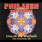Phil Lesh & Friends - Live At The Warfield - New Sealed CD & DVD Grateful Dead