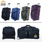 Outdoor Gear Wheeled Holdall Trolley Suitcase Luggage Travel Holiday Bag M/L/XL