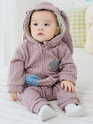 Baby newborn Toddler Animal Romper hooded crawling clothes Costume Rabbit New