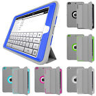 Shockproof Heavy Duty Hard Case & Smart Cover For Apple Ipad 4 3 2 Mini 4/1/2/3