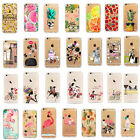 Fruits&Charming Cosmetic Protector TPU Case Cover For iPhone 7 7 Plus 6 6s Plus