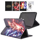 Star Wars Leather Stand Kids Case Cover For Samsung Galaxy Tab A T280 T350 T550