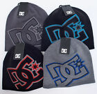 DC SHOES Winter Hats Beanie*Black/Gray/ Sport Ski Snow Board One Size Fit Most