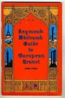 1923-1924 Raymond Whitcomb Guide to European Travel Illustrations Tours
