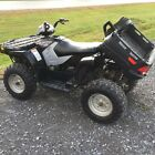 "2007 Polaris Sportsman 800 EFI X-2 Dump Box ATV 4x4 Quad Runs Great ""Shipping"""