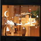 Merry Christmas Wall Art Removable Home Window Wall Sticker Decal Party Decor