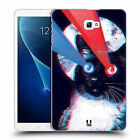 HEAD CASE DESIGNS STRANGE CATS HARD BACK CASE FOR SAMSUNG GALAXY TAB A 9.7 2016