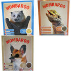 Wombaroo Animal Feed Supplement Reptile Carnivore High Protein lizard insectivor