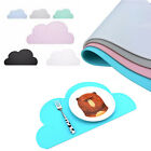Silicone Tableware Dining Pad Kitchen Placemat Insulation Kid Pad Table Coasters