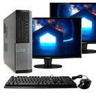 Dell Desktop Windows 10 PC~ Customize Up to 8GB RAM 1TB HD + Optional LCD Bundle