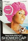 """Magic Collection X-Large Water-Proof Shower Cap With Elastic Band *XL 21""""  #2160"""