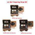 LA GIRL INSPIRING BROW KIT / Pick One Shade