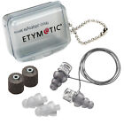 Etymotic Research ER20XS High Fidelity EARPLUGS Low Profile, Musician, Concert