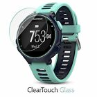 BoxWave 9H Tempered Glass Washable Screen Protector - Garmin Forerunner Watches