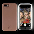 Cool LED Light Up Selfie Luminous Phone Case Cover for Apple iPhone 7 & 7 Plus