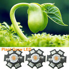3W 45mil BridgeLux Full Spectrum For Plant Grow LED Light Lamp Diode + 20mm Star