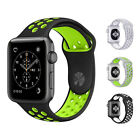 Silicone Sport Strap TPU Bracelet Band Replacement Gift for Apple Watch 38/42MM
