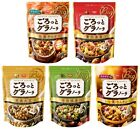 Nissin Premium Gorotto Granola Japanese 450g/500g Cereal x2 pack from JAPAN