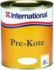 International Pre-Kote White 375ml 750ml & 2.5L Undercoat Paint