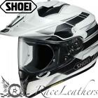 SHOEI HORNET ADV NAVIGATE TC6 DUAL SPORT MOTORCYCLE ADVENTURE BIKE HELMET