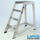 Lyte Class 1 Industrial Step Ladders Fixed