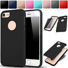 For Apple iPhone 7 / 7 Plus Ultrathin Full Body Protection Hard Case Cover Skin
