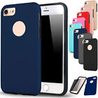 For iPhone 5 5s SE 360° Full Body Thinnest Hard Screen Protector Back Case Cover