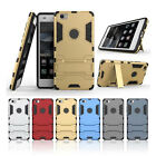 Armor Hybrid Rugged Rubber Matte Hard Case Cover Skin For Huawei Phones 40