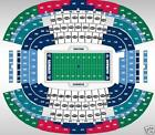 2 Dallas Cowboys vs. Detroit Lions - 12 26 Sec 203 Row 7