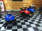 Yamaha SnoScoot SV-80 Snowmobile SnowScoot Runs Great!! Very Rare!! Red!