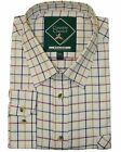 Country Classics NEW Mens Long Sleeve Country Check Shirt Kelso S-5XL