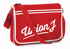Union J Messenger Shoulder Bag School Collage Sports Gym