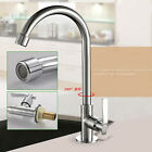 New Bathroom Bathtub Faucet Solid Brass Chrome Kitchen Basin Sink Mixer Tap