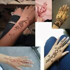 1pair Character Multi-modality Temporary Body Art Sticker Mold Hand Tattoo