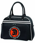 Trojan Records Bowling Style Bag Regge Ska Rock Steady Dance Hall Rude Boy LOGO