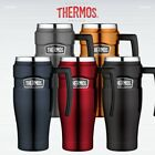 Thermos Stainless King Travel Mug Leak Proof Vacuum Insulated 0.47L