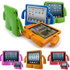 Tough 3D Kids Cute EVA Shockproof Foam Freestanding Cover Case For iPad Series